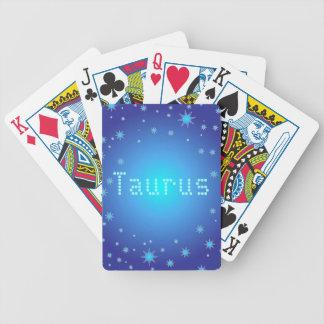 Taurus Playing Cards