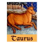 Taurus Post Card