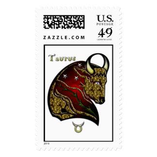 Taurus Postage