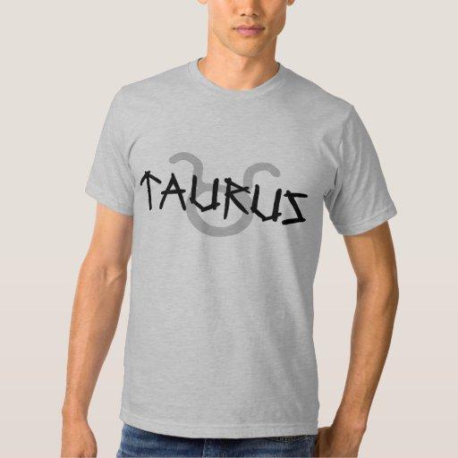 Taurus Primal Text Shirt