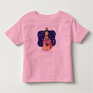 Taurus Princess Toddler T-shirt