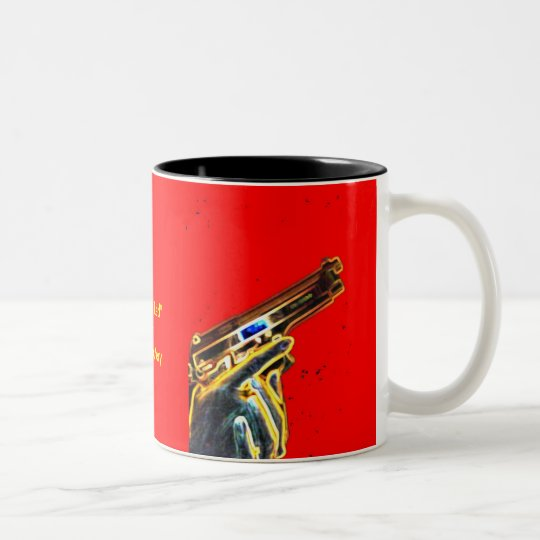 Taurus Red mug