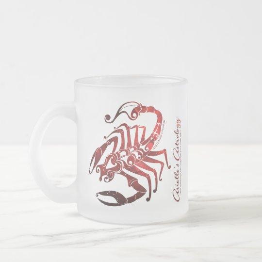 Taurus & Scorpio  Astrology Mug
