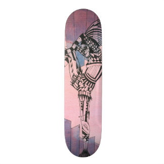 Taurus Skate Board