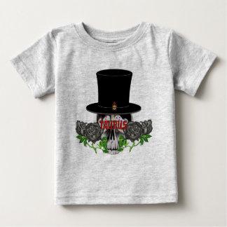 Taurus Skull Baby T-Shirt