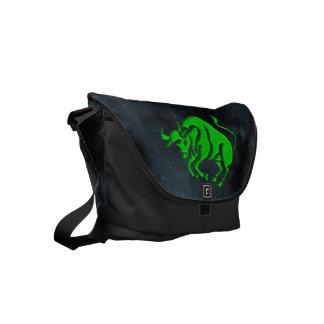 Taurus Small Messenger Bag