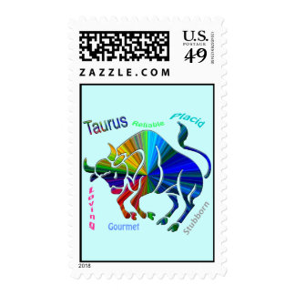 Taurus Stamp