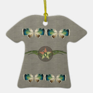 Taurus Star Christmas Tree Ornaments
