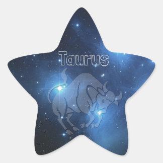 Taurus Star Sticker