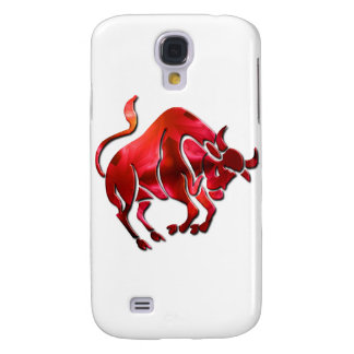 Taurus Symbol iPhone 3G Case Samsung Galaxy S4 Case