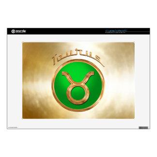 Taurus Symbol Laptop Decals