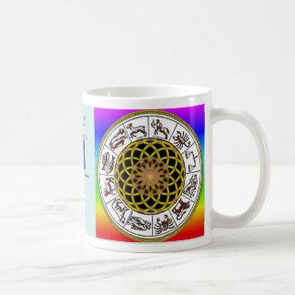 Taurus-Taurus decan mug, April 21 - 30 birth dates Coffee Mug