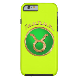 Taurus | The Bull Astrological Sign Tough iPhone 6 Case
