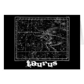 Taurus, the Bull Card
