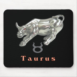 Taurus the bull Items Mouse Pad