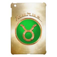 Taurus | The Bull's Astrological Symbol iPad Mini Cases