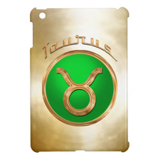 Taurus | The Bull's Astrological Symbol iPad Mini Cases
