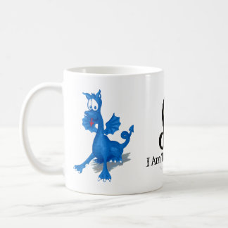 Taurus Wisely Dragons™ North Node of the Moon Mug