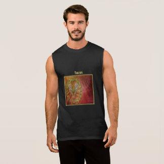 Taurus Zodiac Astrology design Horoscope Sleeveless Shirt