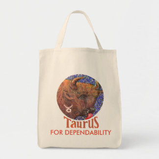 Taurus - Zodiac Bag