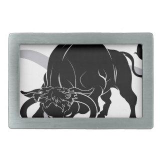 Taurus zodiac horoscope astrology sign belt buckles