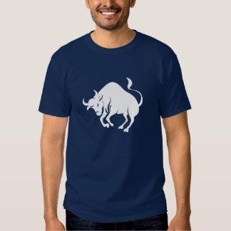 Taurus Zodiac Pictogram T-Shirt