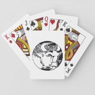 Taurus - Zodiac Playing cards