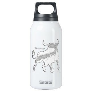 Taurus Zodiac SIGG Thermo 0.3L Insulated Bottle