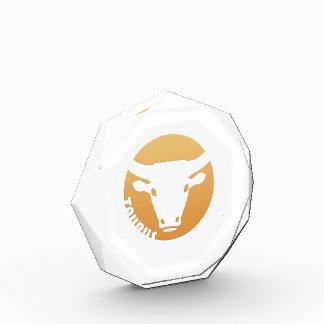 Taurus Zodiac Sign Award