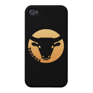 Taurus Zodiac Sign iPhone 4/4S Cover