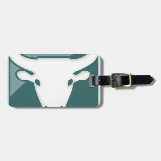 Taurus Zodiac Sign Tags For Luggage