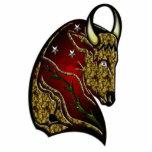 Taurus Zodiac Sign Photo Cut Outs