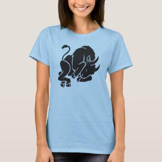 Taurus Zodiac Sign - The Bull T-Shirt
