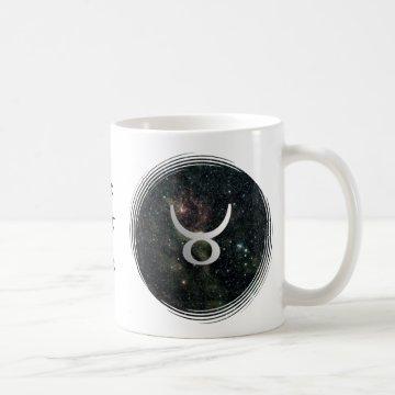 Taurus Zodiac Star Sign Universe Coffee Mugs at Zazzle