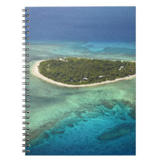 Tavarua Island and coral reef, Mamanuca Islands Journal