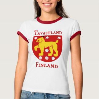 Tavastland (Häme) (Tavastia), Finland (Suomi) Shirt