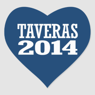 TAVERAS 2014 STICKERS