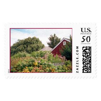 Tavern Garden Stamp