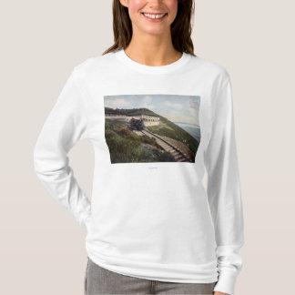 Tavern of Tamalpais View of Mt. Diablo T-Shirt