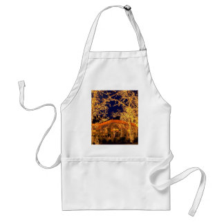 Tavern on the Green, Central Park, New York City, Aprons