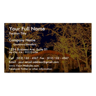 Tavern on the Green, Central Park, New York City, Double-Sided Standard Business Cards (Pack Of 100)