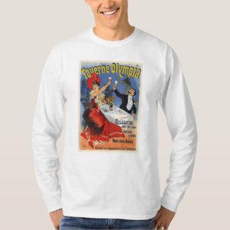 Taverne Olympia, Jules Chéret T-Shirt