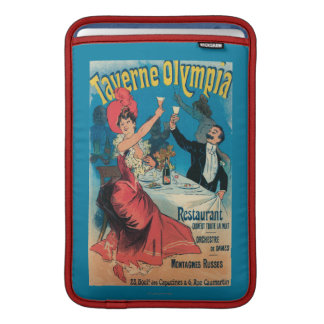 Taverne Olympia Promotional Poster MacBook Air Sleeves
