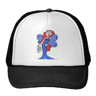 Tavi Diva Picture Trucker Hat