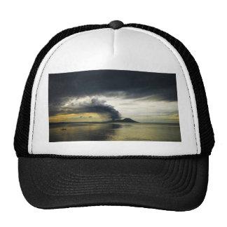 Tavurvur Volcano Rabaul Caldera Erupting Trucker Hat