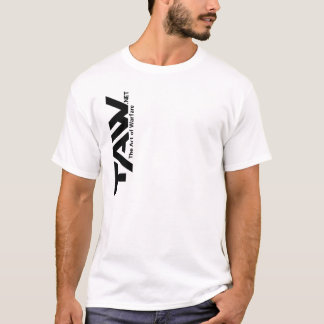 TAW CS DV black 2 T-Shirt
