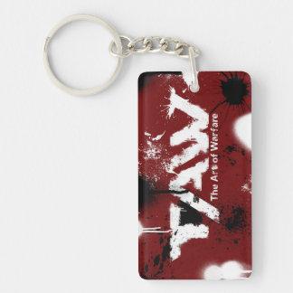 TAW Paint Keychain