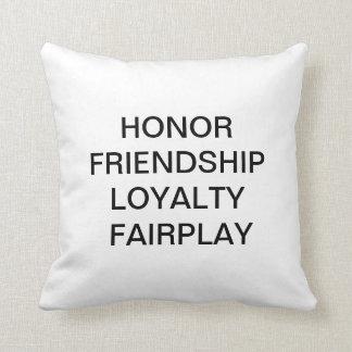 TAW Pillow