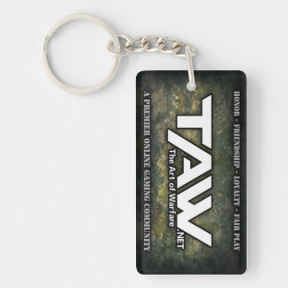 TAW This is my key chain
