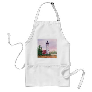 Tawas Point Light Apron